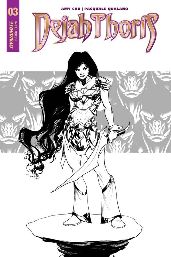 Dejah Thoris: Volume 2