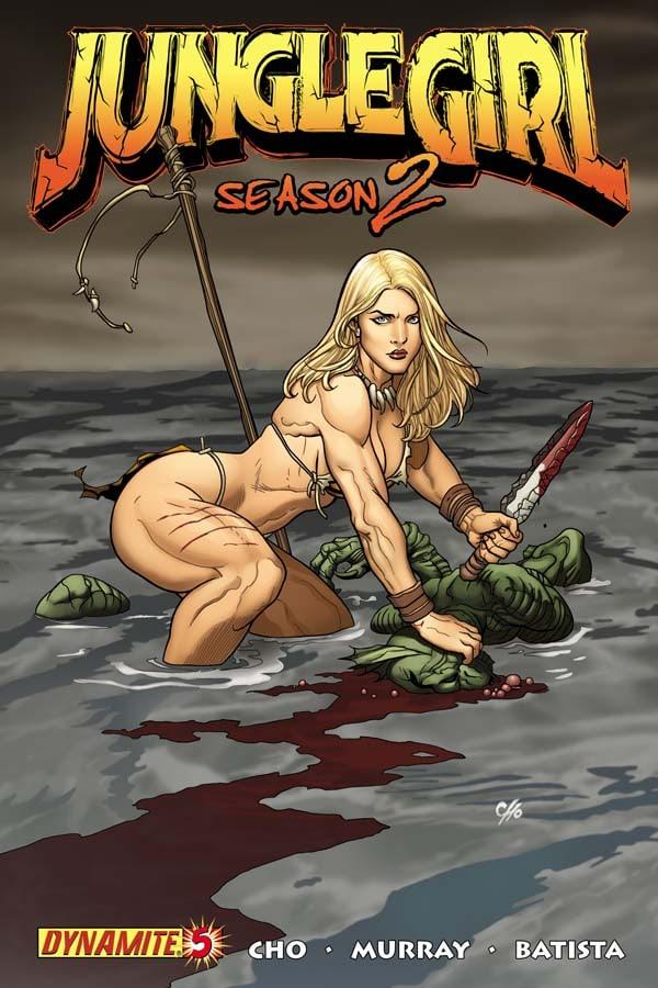 Jungle Girl: Season 2