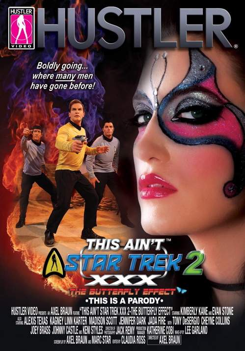 This Ain T Star Trek Xxx - Xxx Dvd Porn
