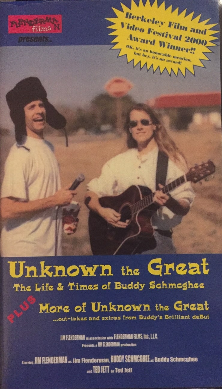 Unknown the Great: The Life & Times of Buddy Schmcghee