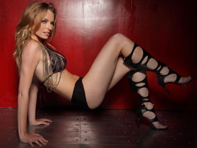 Katherine Boecher Sexy