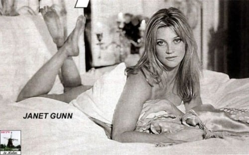 Picture Of Janet Gunn
