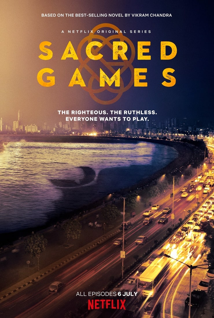 Sacred Games                                  (2018- )