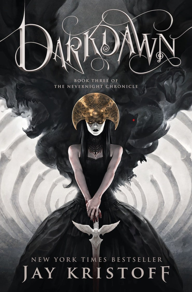 Darkdawn (The Nevernight Chronicle #3)