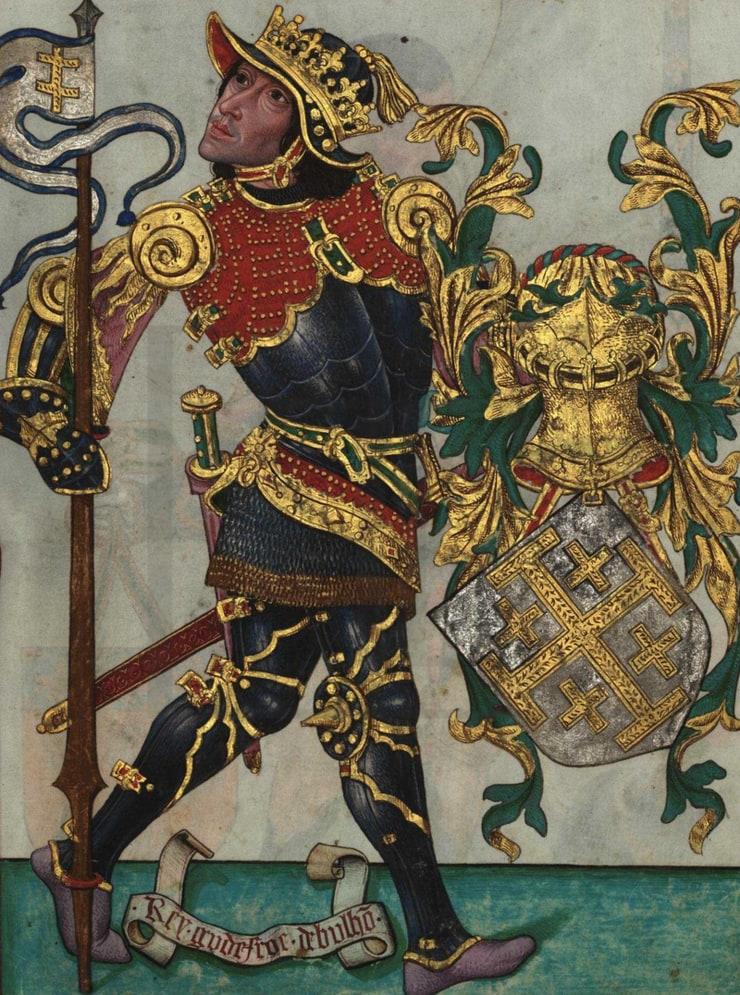 Godfrey of Bouillon