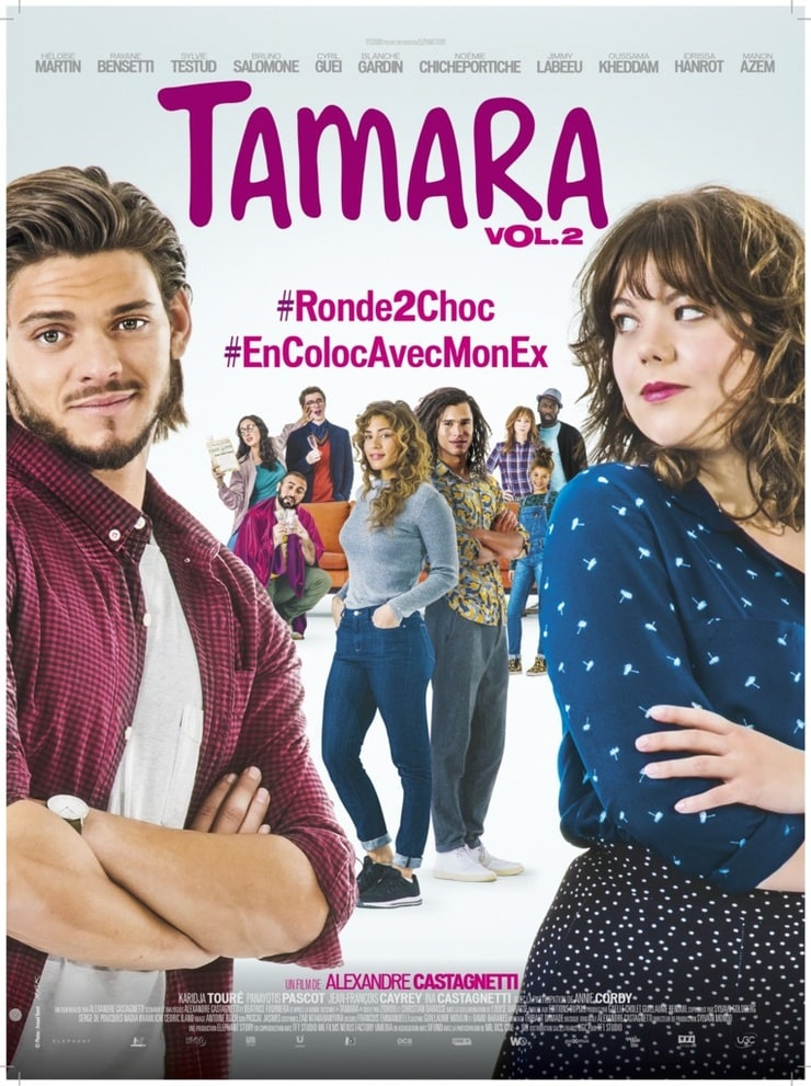 Tamara: La vie XXL                                  (2018)
