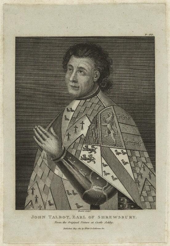 John Talbot, 1st Earl of Shrewsbury