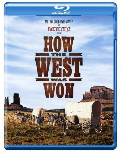 How The West Was Won   [Region Free]