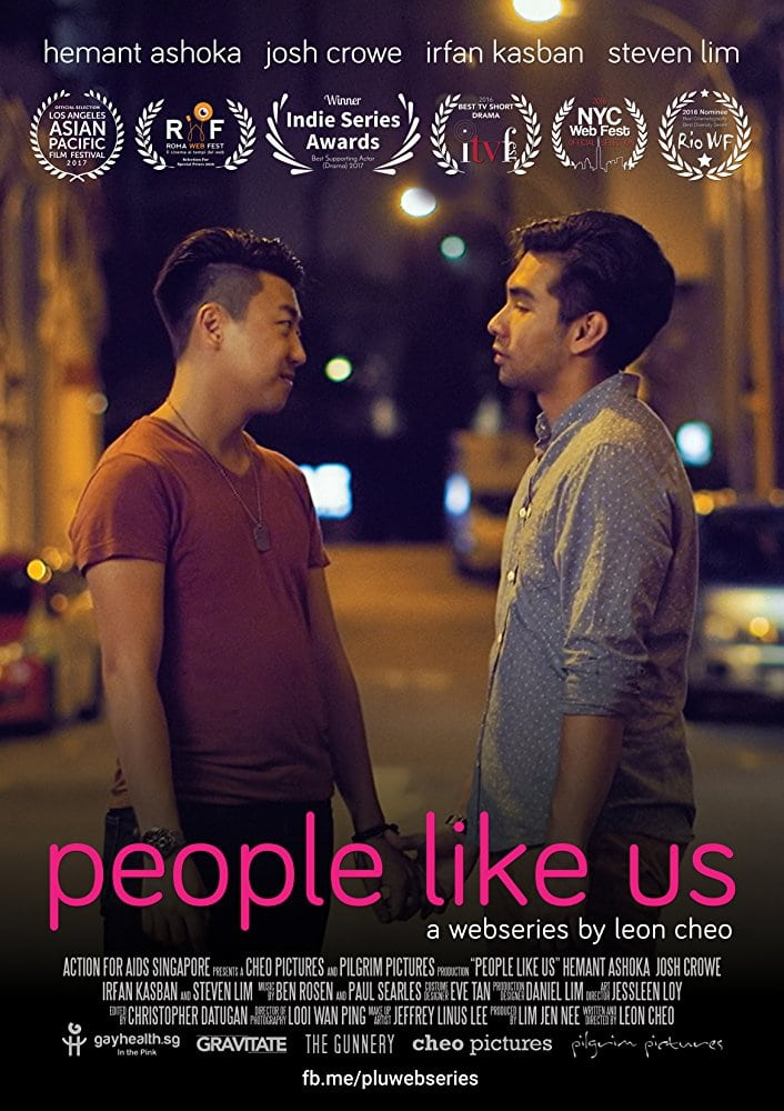 People Like Us                                  (2016- )