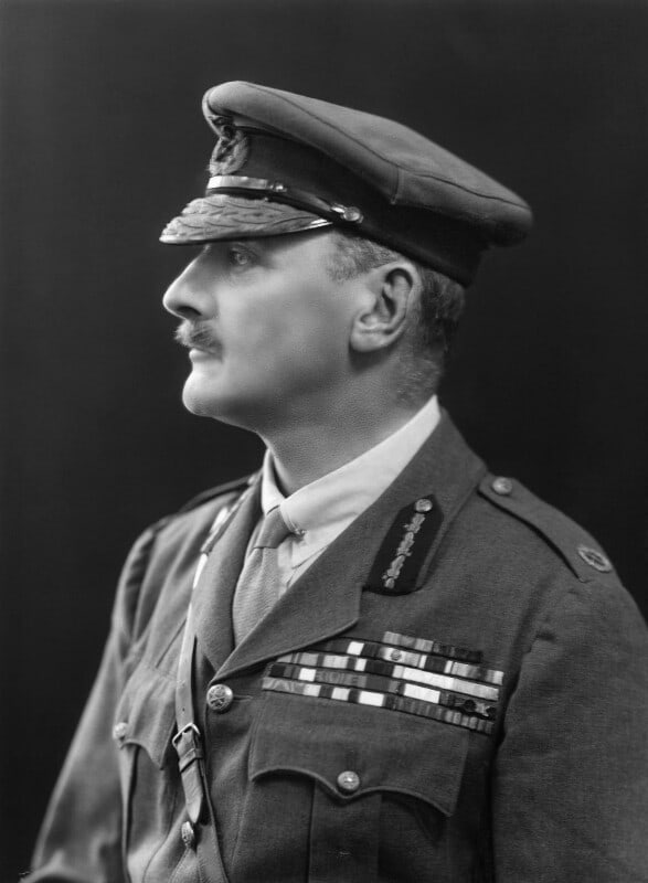 Picture of Edmund Allenby, 1st Viscount Allenby
