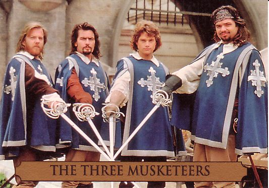 movie review of disneys the three musketeers