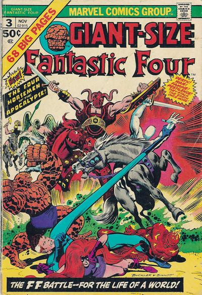 Giant-Size Fantastic Four