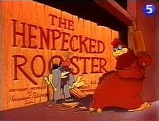 Henpecked Rooster