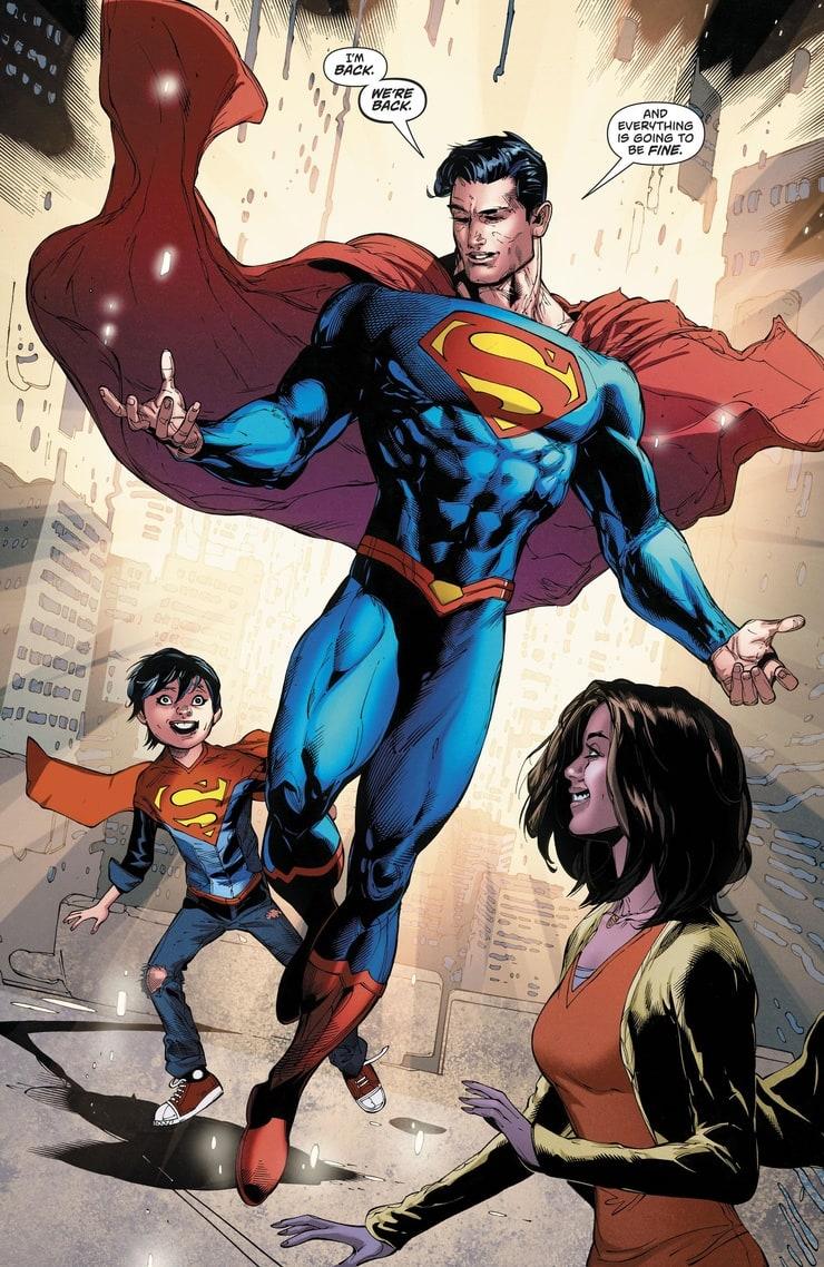 Superman Reborn (Rebirth)