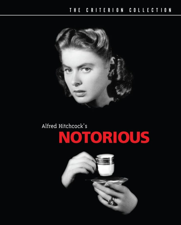 Image result for notorious alfred hitchcock
