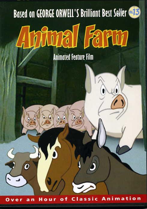 animal farm movie 2007