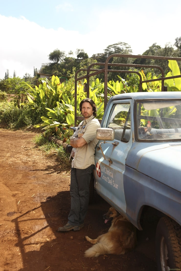 Off The Map Martin Henderson Off The Map on
