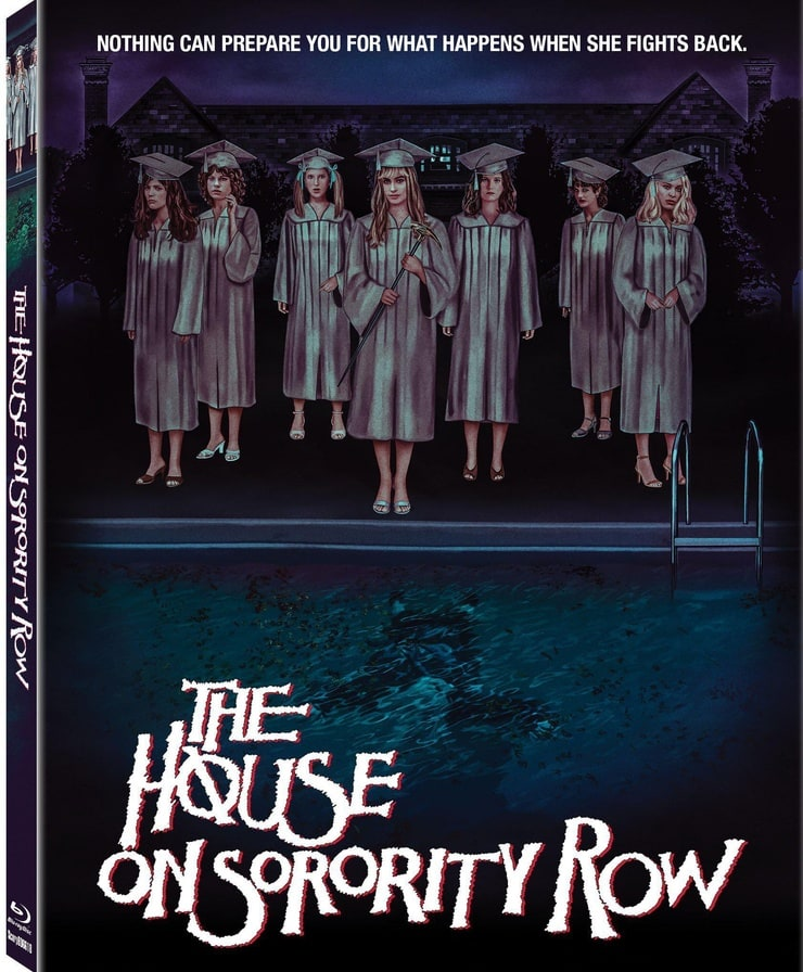 The House on Sorority Row (Blu-Ray)