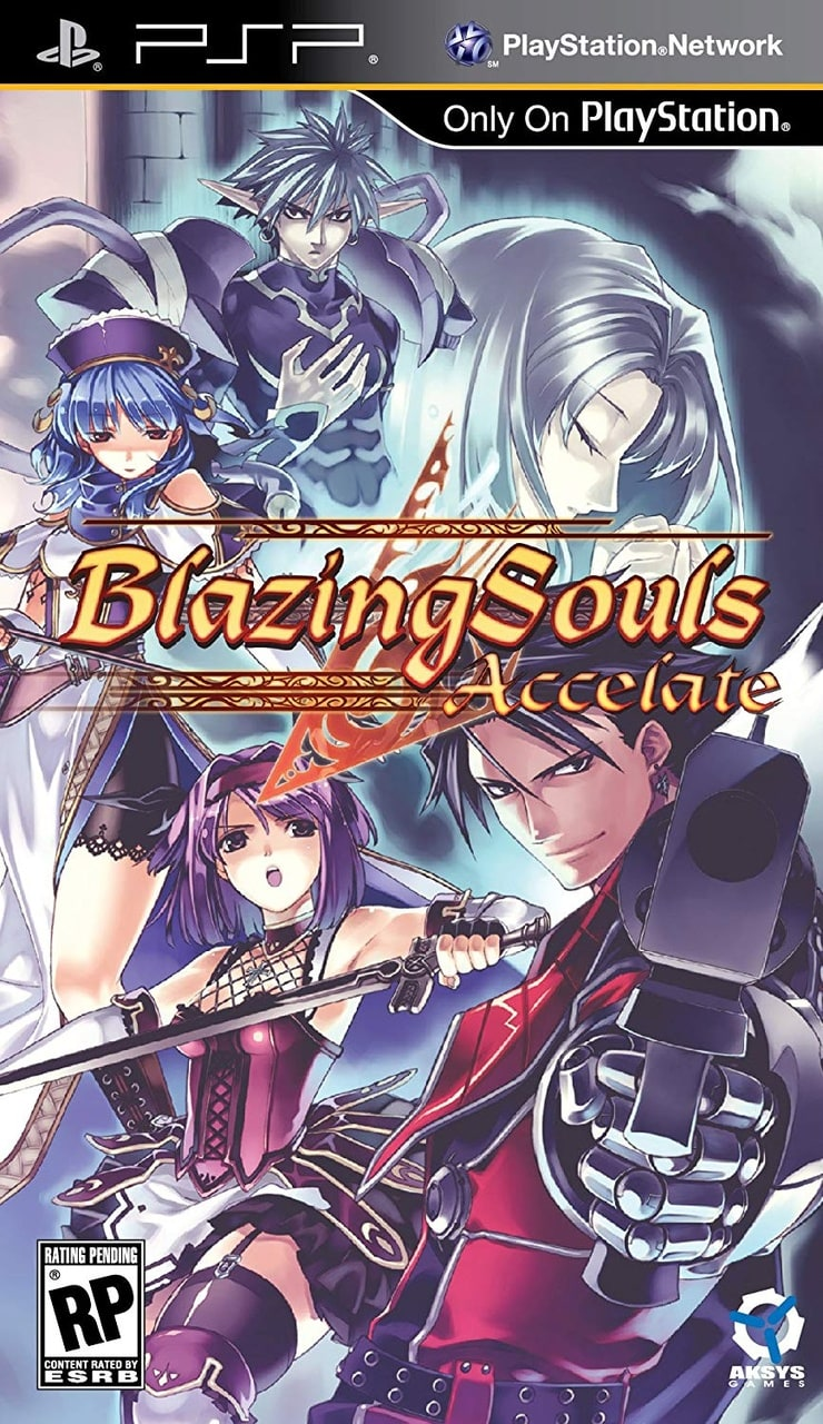 Blazing Souls: Accelate