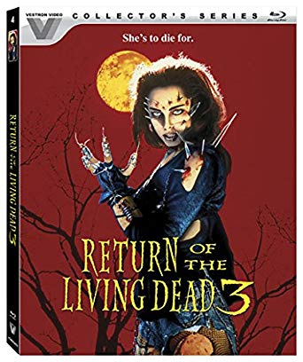 Return Of The Living Dead 3 (Blu-Ray)