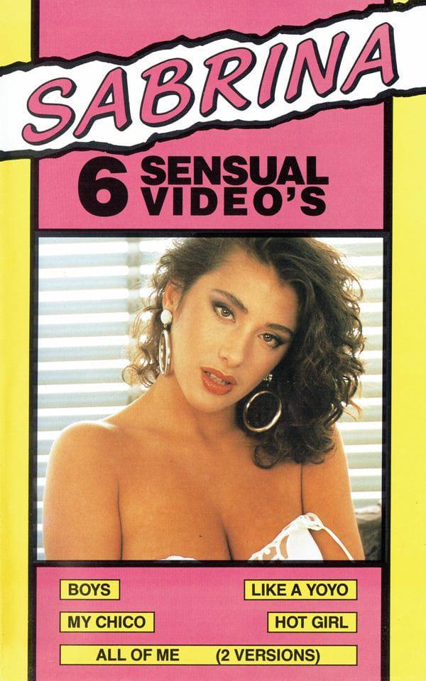 Sabrina: 6 Sensual Videos [Vhs]