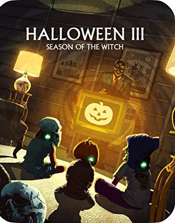 Halloween III: Season Of The Witch [Limited Edition Steelbook]