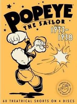 Popeye the Sailor (1933-1957)