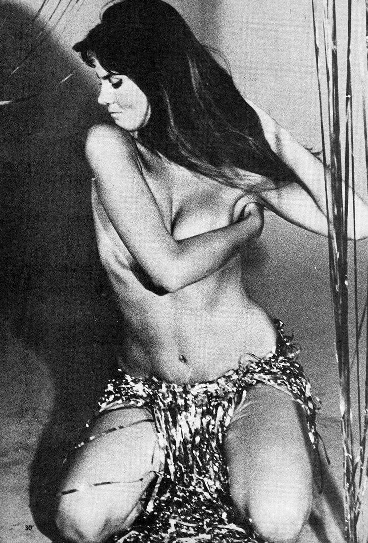 Caroline munro naked