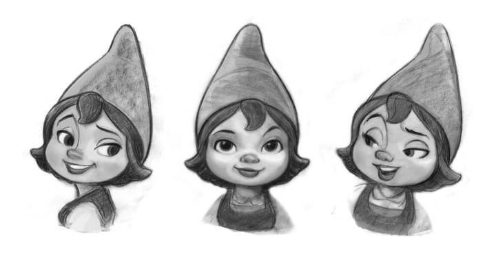 Picture of Gnomeo & Juliet