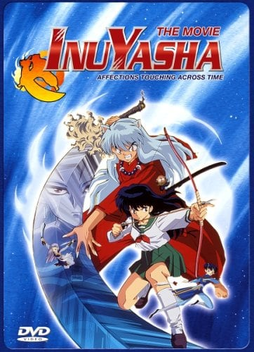 inuyasha the movie affections touching across tim