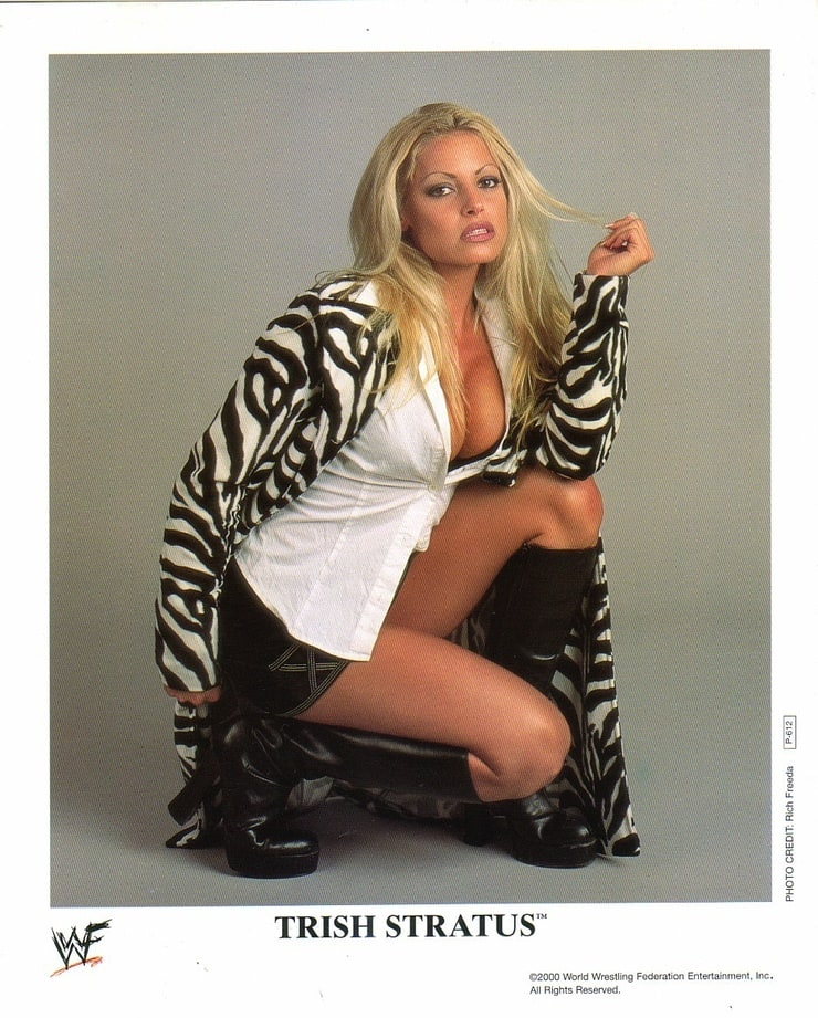 Pin by Marcos Orduno on Trish Stratus in 2020   Fashion