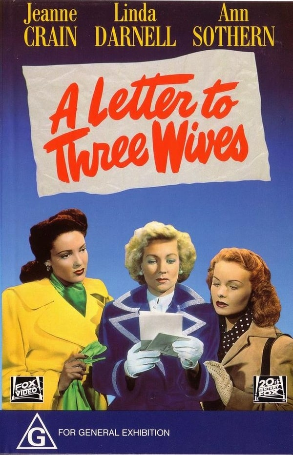 Picture of A Letter to Three Wives