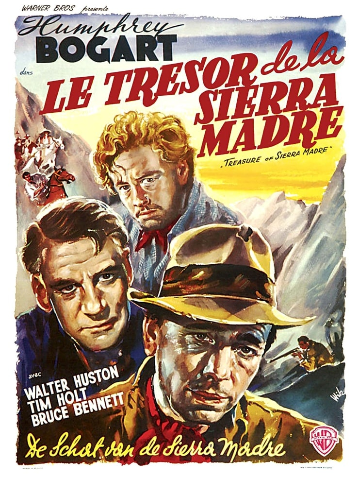 treasure of the sierra madre book review