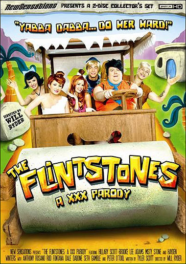 The Flintstones: A XXX Parody