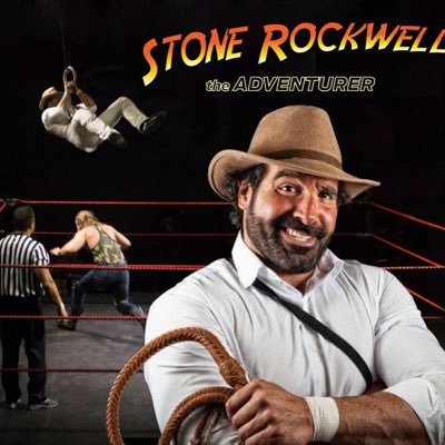 Image result for Stone Rockwell