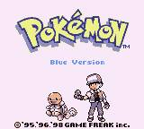 Pokemon: Blue Version