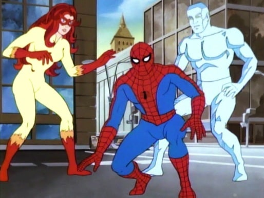 Spider-Man and His Amazing Friends                                  (1981-1986)