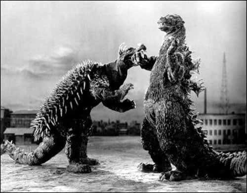 Godzilla Raids Again (Gigantis the Fire Monster)