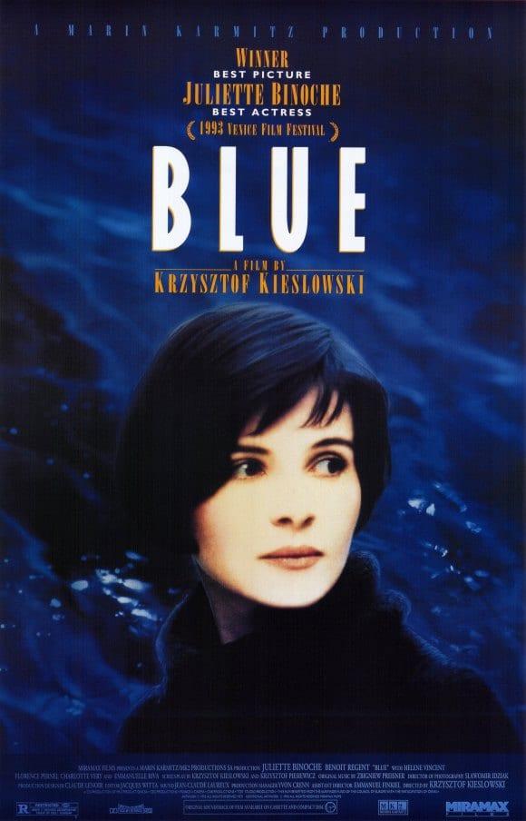 Three Colours: Blue (1993)