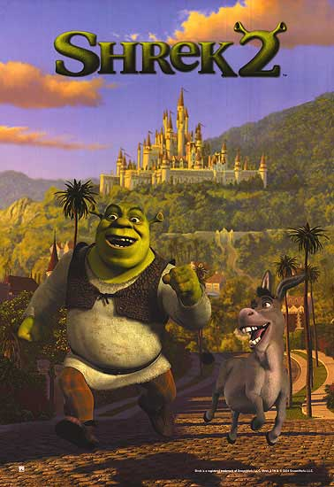 Picture Of Shrek 2
