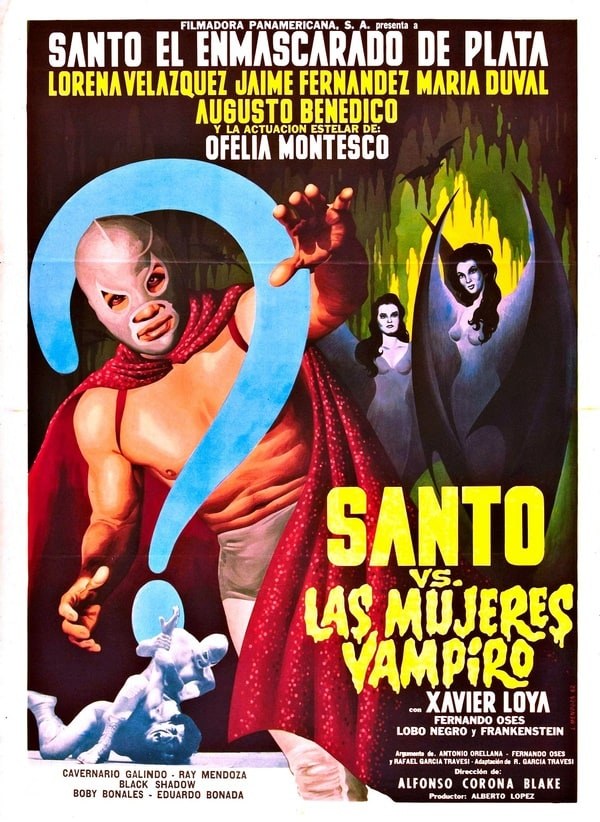 Santo Versus the Vampire Women