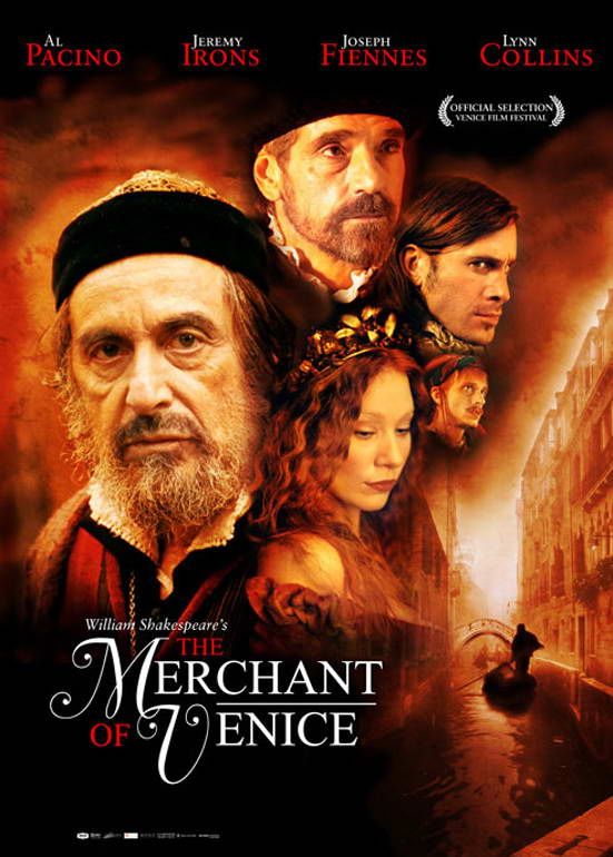 the merchant of venice is a
