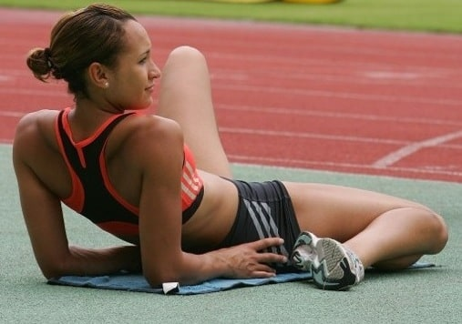 Picture Of Jessica Ennis