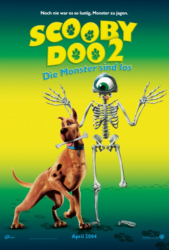 scooby doo 2 monsters unleashed poster car interior design