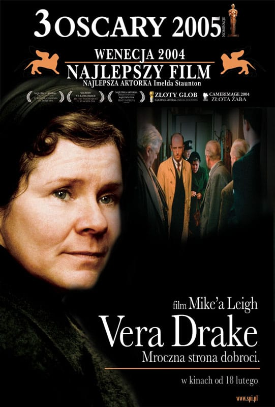 vera drake Abortionist vera drake finds her beliefs and practices clash with the mores of 1950s britain - a conflict that leads to tragedy for her family.
