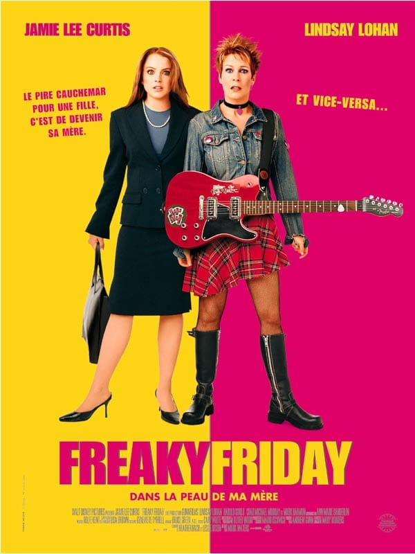 freaky friday book report