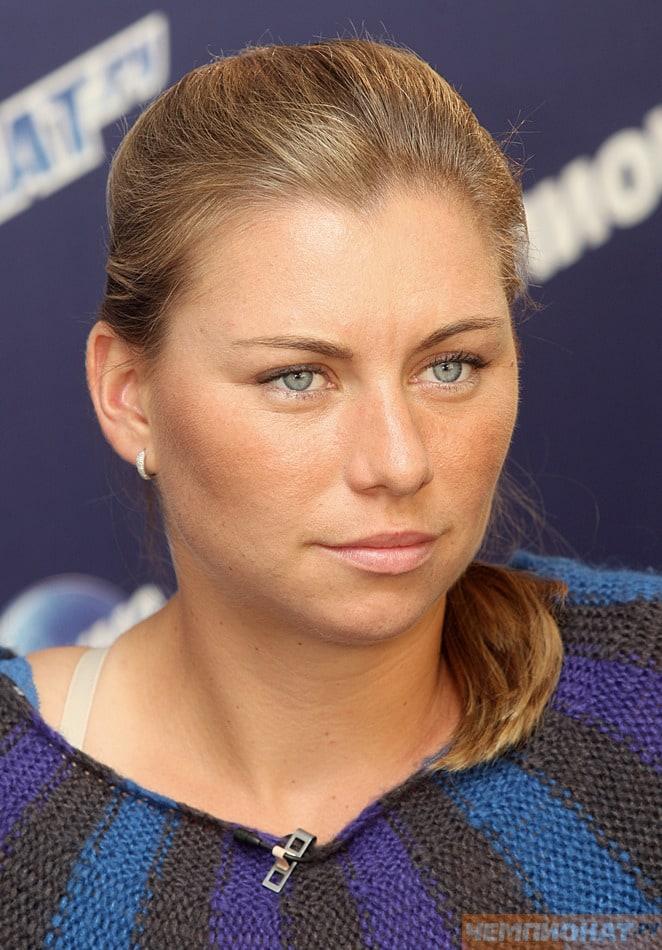 picture of vera zvonareva