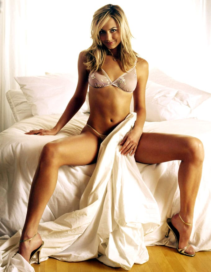 Stacy Keibler legs