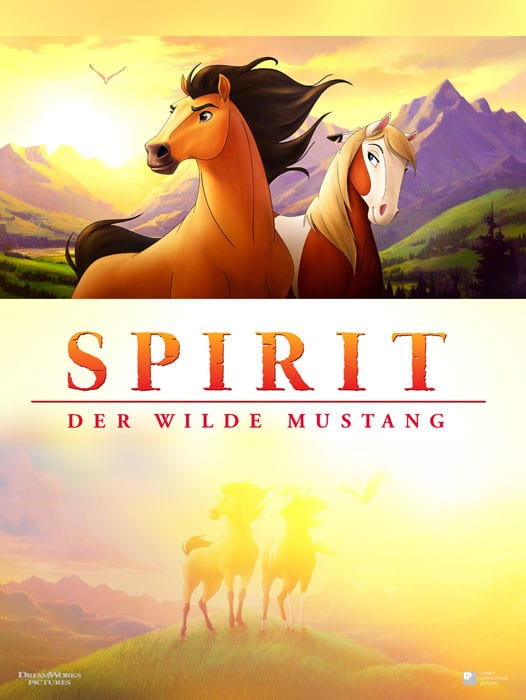 Spirit Der Wilde Mustang Teil 2