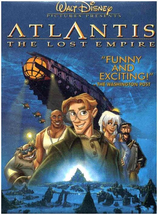 Atlantis The Lost Empire - Juegos Friv - Juegos Gratis - Games